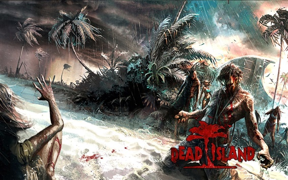Wallpaper Dead Island HD