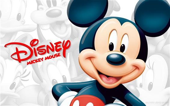 Fond d'écran Disney Mickey Mouse Étoile