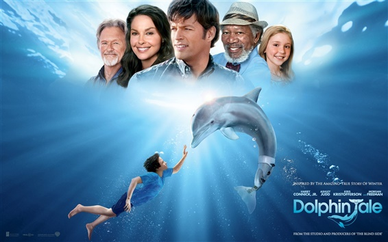 Fondos de pantalla Dolphin cuento