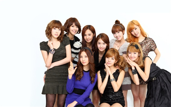Wallpaper Girls Generation 20