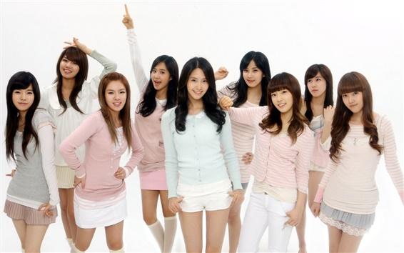 Fondos de pantalla Girls Generation 22