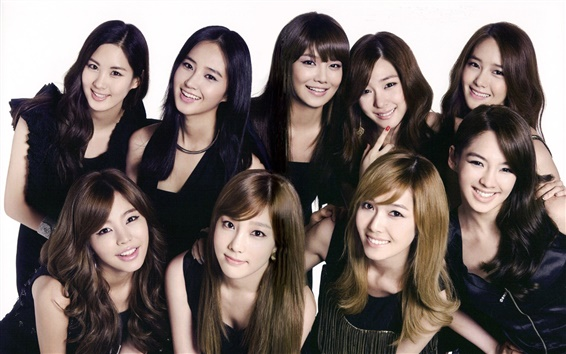Fond d'écran Girls Generation 23
