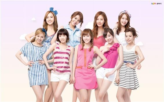 Fondos de pantalla Girls Generation 24