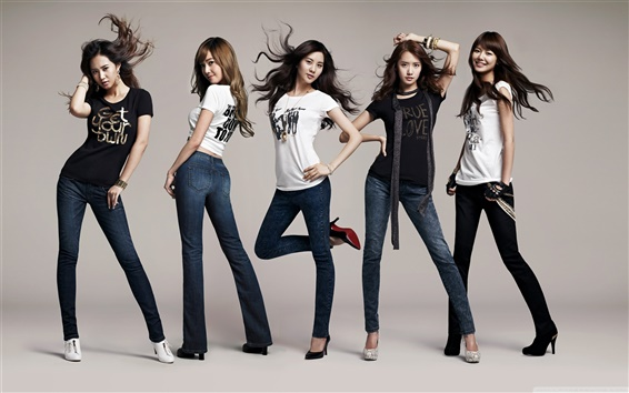 Wallpaper Girls Generation 25