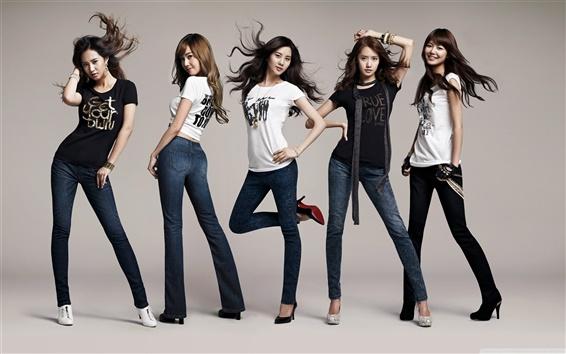 Fond d'écran Girls Generation 25