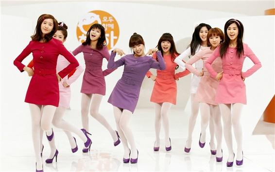 Papéis de Parede Girls Generation 30