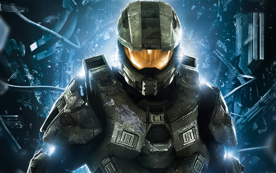 Wallpaper Halo Wars