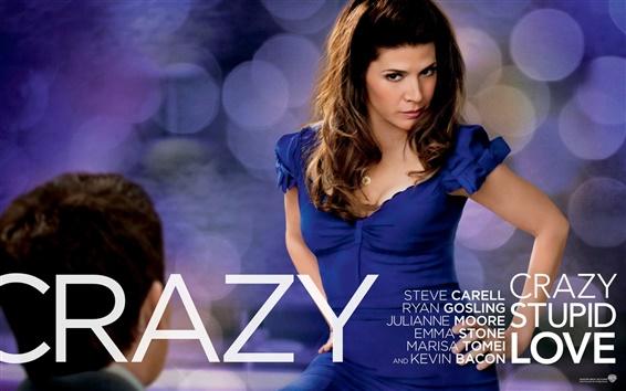Fondos de pantalla Marisa Tomei en Crazy, Stupid Love,