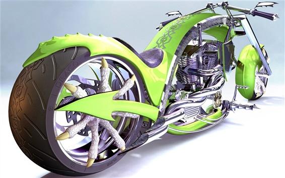 Fondos de pantalla Moto fresco foto