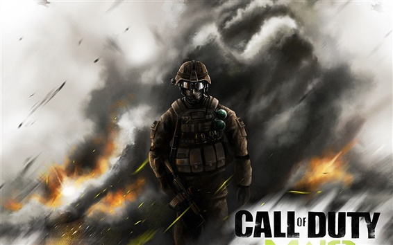Wallpaper PC game Call of Duty: Modern Warfare 3
