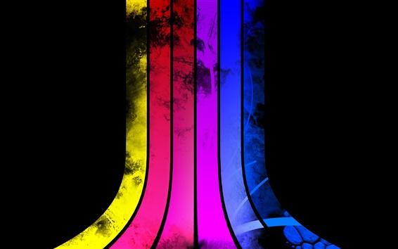 Papéis de Parede rainbow Road