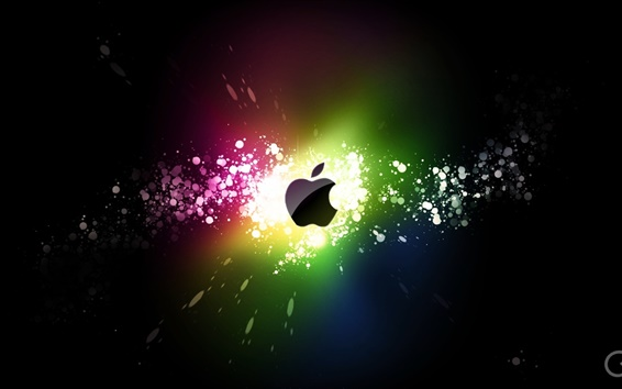 Wallpaper Apple vitality spark