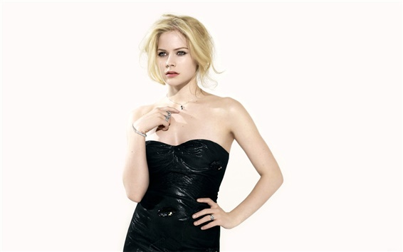 Wallpaper Avril Lavigne 12