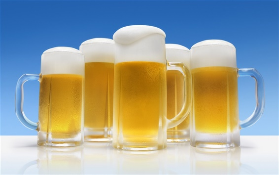 Fond d'écran La bière Cool Summer