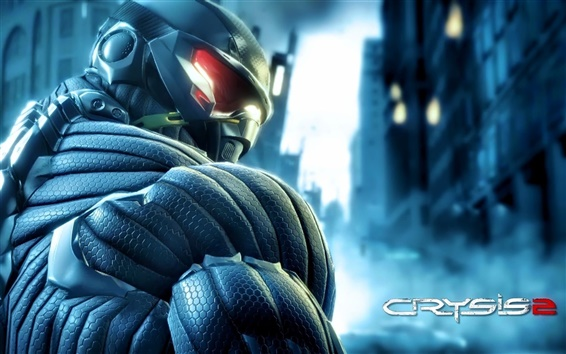 Wallpaper Crysis 2 HD 06