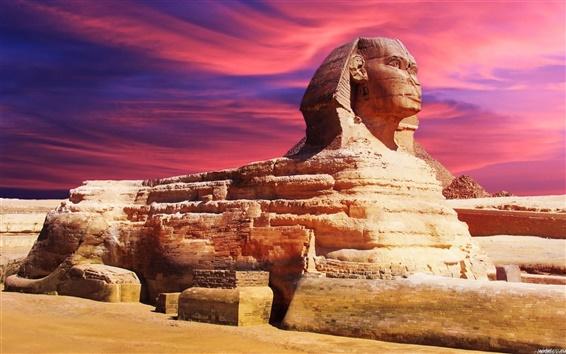 Fondos de pantalla Esfinge de Egipto
