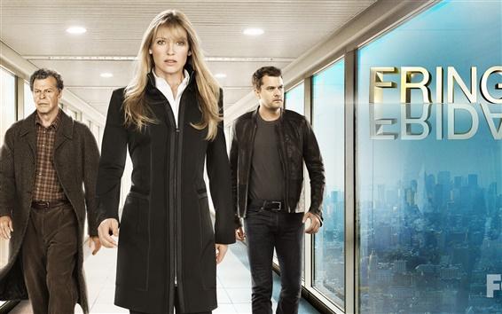 Fondos de pantalla Fringe Temporada 4