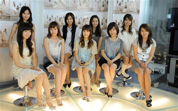 Fond d'écran Girls Generation 31