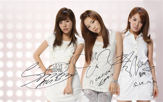 Fondos de pantalla Girls Generation 34