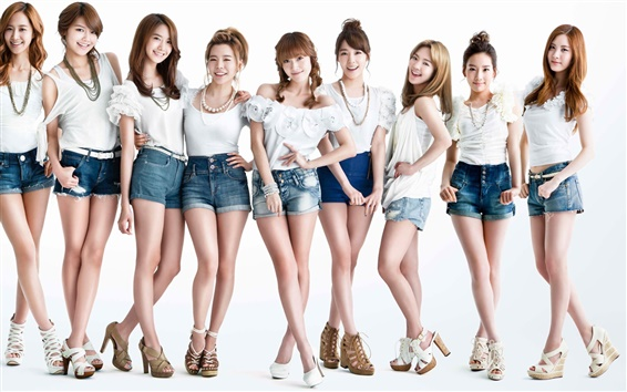 Wallpaper Girls Generation 38