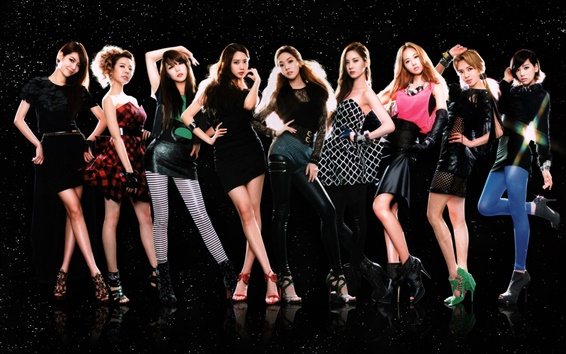 Fond d'écran Girls Generation 39