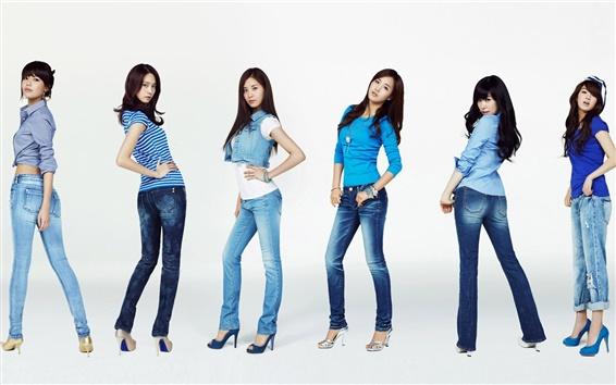 Fond d'écran Girls Generation 41