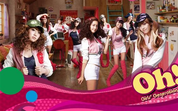 Fond d'écran Girls Generation 42