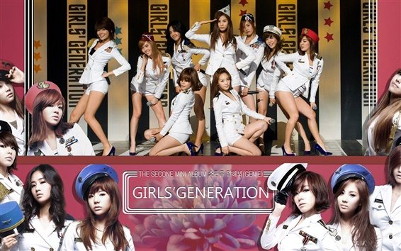 Fondos de pantalla Girls Generation 43