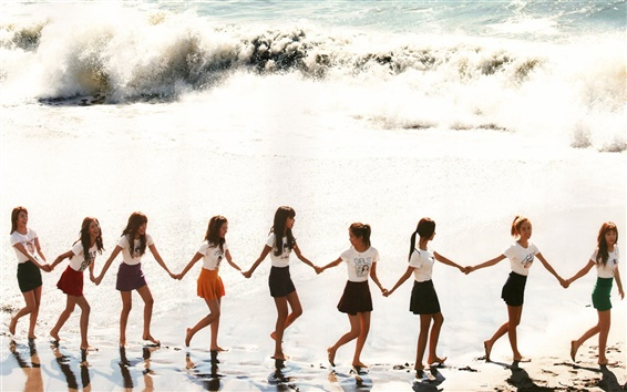 Wallpaper Girls Generation 45