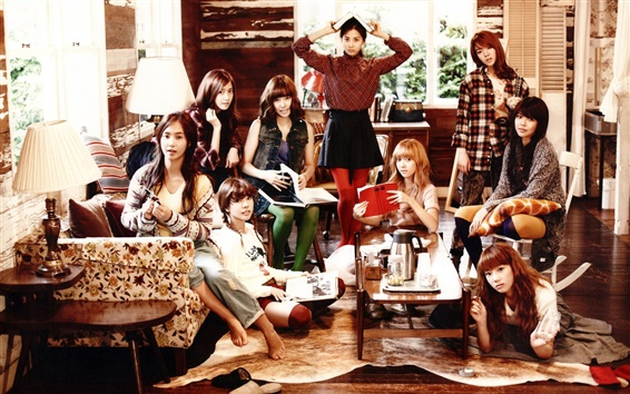 Fondos de pantalla Girls Generation 47