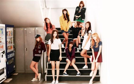 Wallpaper Girls Generation 48