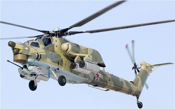 Fond d'écran Hélicoptères de camouflage vert