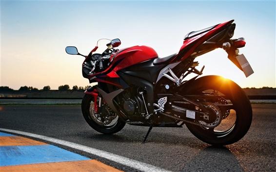 배경 화면 혼다 CBR 2011 오토바이