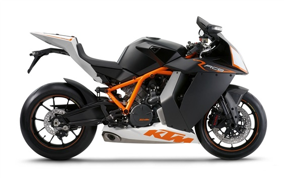 Wallpaper KTM RC8 motorcycle