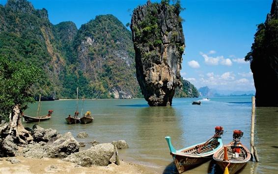 Fond d'écran Krabi Beach