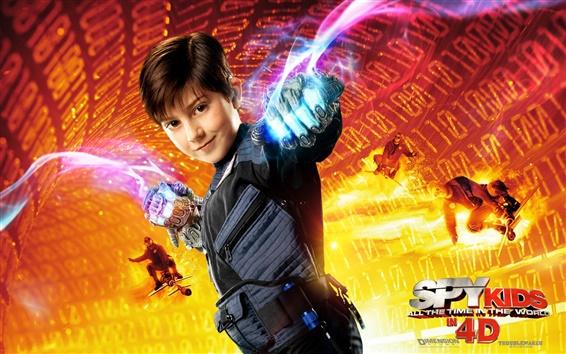 Wallpaper Mason Cook in Spy Kids 4