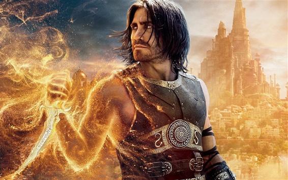 Обои Принц Персии: Забытые пески HD