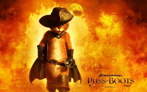 Papéis de Parede Puss in Boots