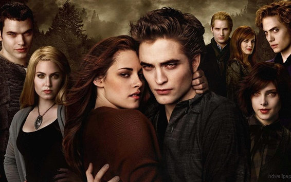 Fondos de pantalla The Twilight Saga: Breaking Dawn HD
