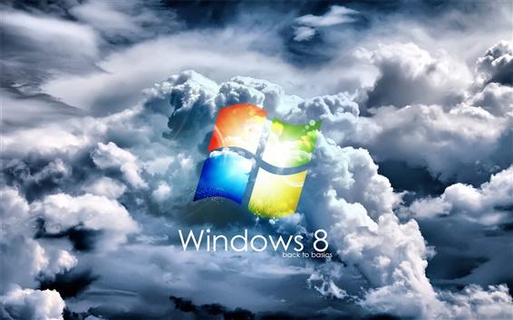 배경 화면 다시 기본에 Windows 8