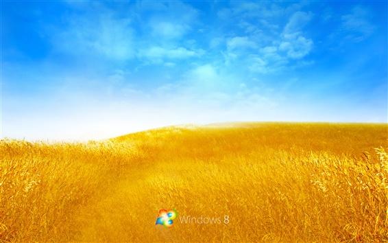 Обои Windows 8 красивый пейзаж