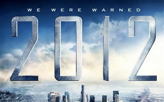Fond d'écran 2012 on nous avait prévenus