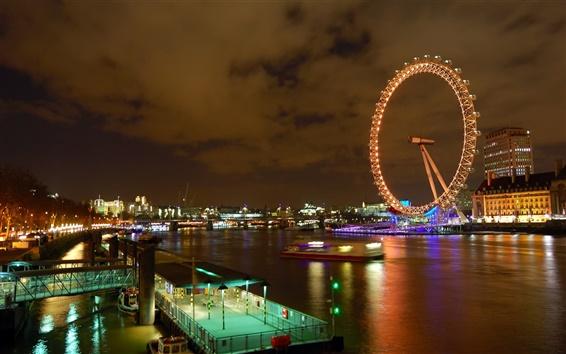 Fondos de pantalla paisaje urbano de Londres