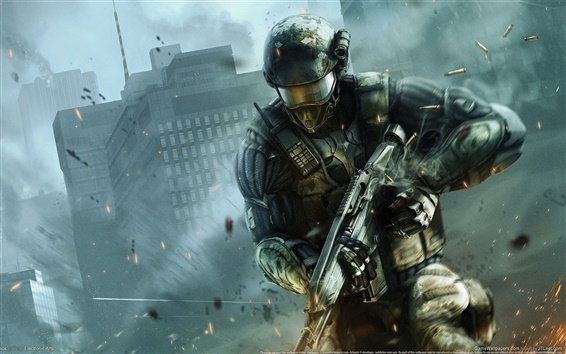 Wallpaper Crysis 2 HD 07