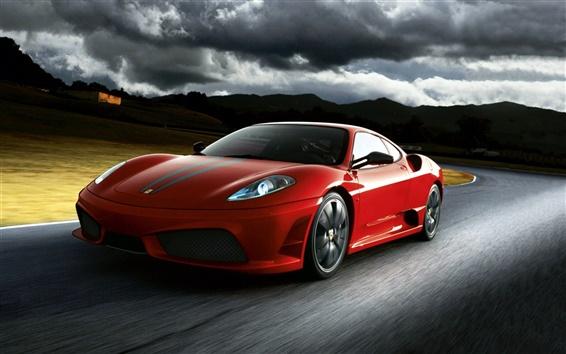 Обои Ferrari суперкар