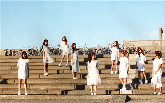 Fondos de pantalla Girls Generation 54