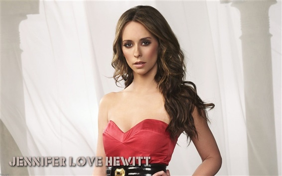 Wallpaper Jennifer Love Hewitt 01