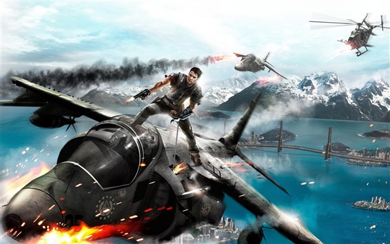 Wallpaper Just Cause 2 HD