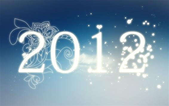 배경 화면 새로운 2012