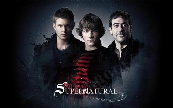 Wallpaper Supernatural Season 6